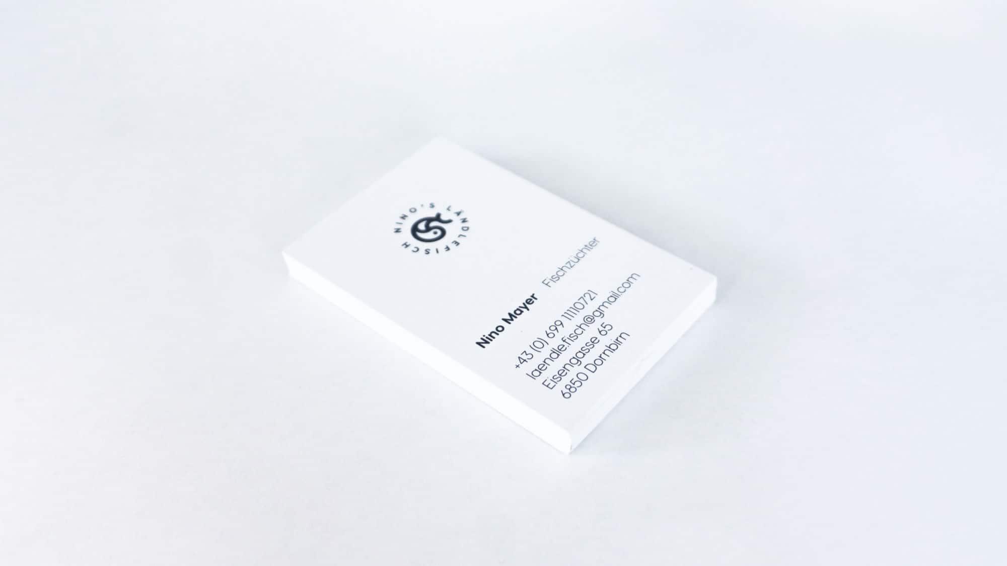 Nino S Ländlefisch Viergestalten Designkollektiv Dornbirn