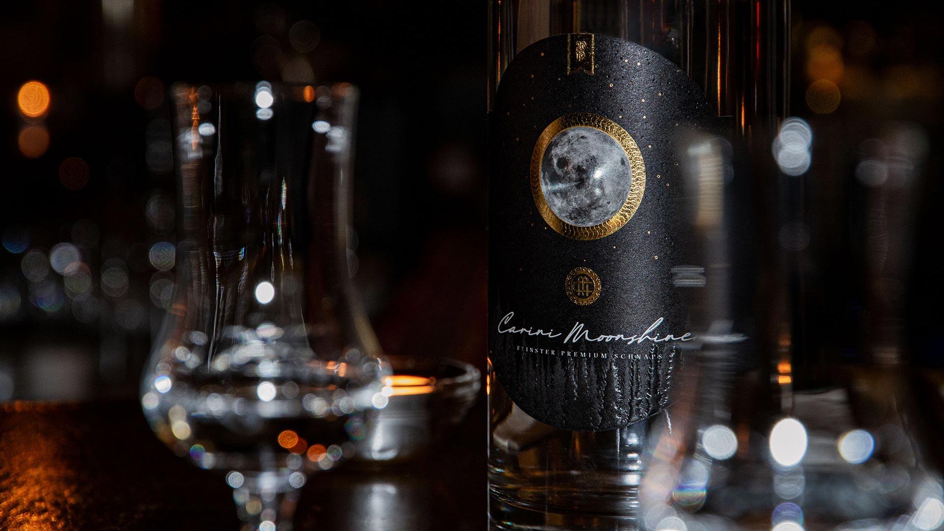 Carini Moonshiner, Bar, Bernhard Hafele, Vincent Hehle, viergestalten
